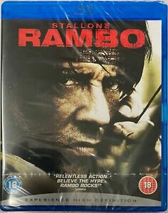 Rambo-Blu-ray-2008-Sylvester-Stallone-New-Sealed