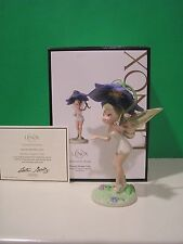 LENOX Disney FLOWER POWER TINK figurine NEW in BOX with COA Tinkerbell
