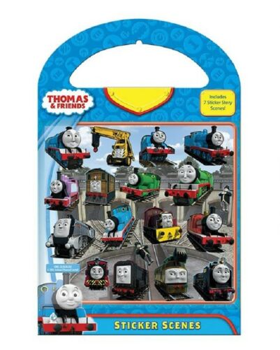 Colouring Stickers Activity Packs//Pads//Card//Party Gift Xmas THOMAS /& FRIENDS