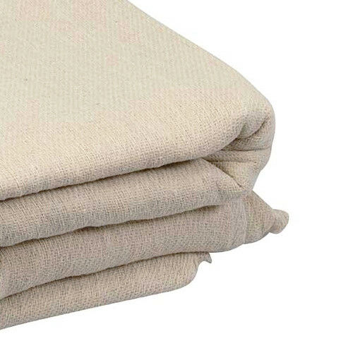 Stairs Dust Sheet 7.2m x 0.9m Cotton Fibre Stairway Protective Woven Landing Mat