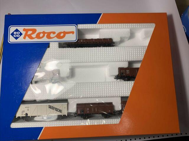 Roco 44002 / Güterwagen Set Ep. 3 / in OVP / 6 teilig