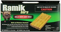 Neogen Rodenticide Ramik Mouse And Rat Bars Box, 4-pound , New, Free Shipping on sale