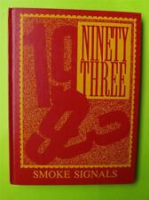 SMOKE SIGNALS CHIPPEWA SECONDARY HIGH SCHOOL 1993 YEARBOOK NORTH BAY CANADA