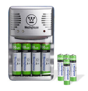 Westinghouse-Rechargeable-Battery-Set-w-Fast-Charger-4x-034-AA-034-amp-4x-034-AAA-034