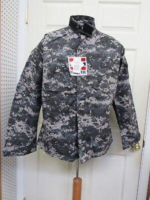 Propper Uniform BDU Coat Military Style Mens Durable Subdued Urban Digital Camo