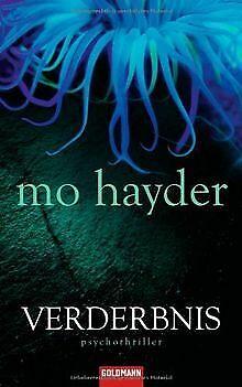 Verderbnis: Psychothriller von Hayder, Mo | Buch | Zustand sehr gut