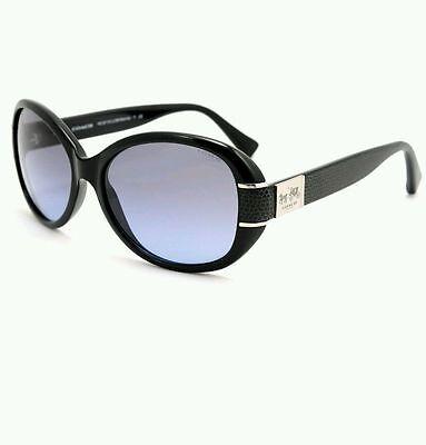 8d93a3a4247d ... where to buy womens coach blaine sunglasses color black blue 83c52 511d1