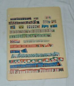 Lot-US-Christmas-Seal-stamps-and-sheets-some-less-some-items