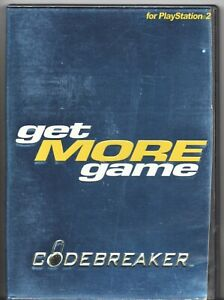 Details about Video Game Accessory - GET MORE GAMES CODEBREAKER 9 1 Pelican  Sony PlayStation 2