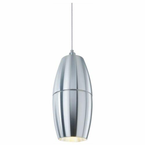 Pendelleuchte Aluminium LED Modern Schlicht silber