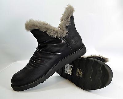 CONFORTISSIMO Boots Gr. 39 gefüttert, Stiefel, Damen Schuhe UVP 45EUR (R6) M1