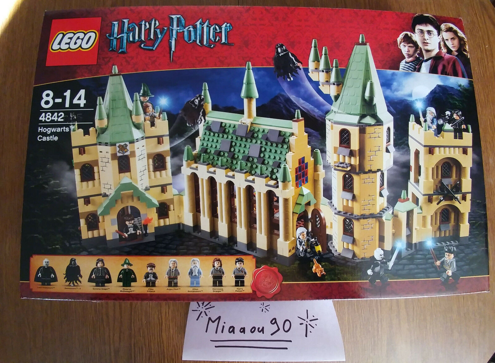 LEGO 4842 - Harry Potter Château Poudlard   Hogwarts Castle  NEW Scelled   OVP