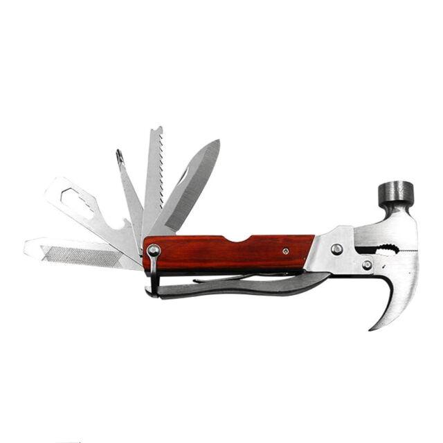 FAMEX 14006 Multitool Multifunktionswerkzeug Zange Outdoor Edelstahl Multi tool