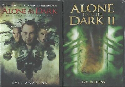 Alone In The Dark 1 2 Evil Awakens Returns Christine Slater Tara