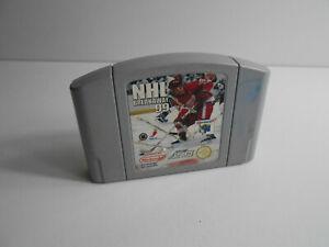 NHL breakaway 99 para Nintendo 64/n64
