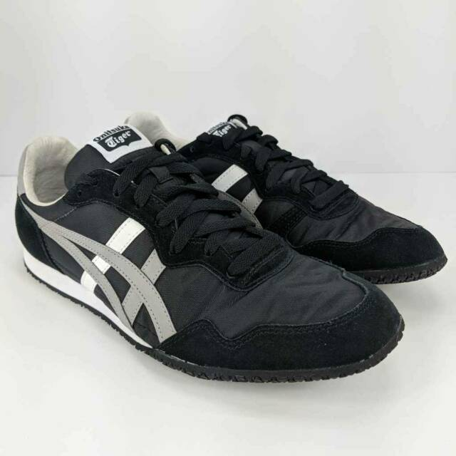 Mens Onitsuka Tiger GSM Suede Retro Casual Trainers Shoes Size UK 8  Eur 42.5
