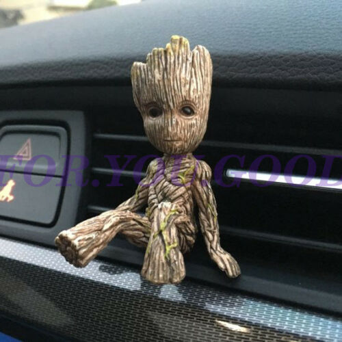 "Cute 2/"" Guardians of The Galaxy Vol 2 Baby Groot Figure Toy Gift"