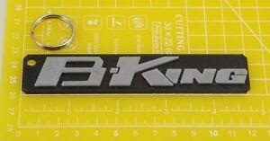Suzuki-B-King-plastic-keyring-Keychain-Porte-Cles-keyholder-motorcycle