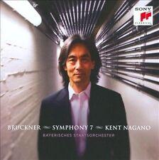 SEALED Bruckner: Symphony No. 7 (CD, Sep-2011, Sony Classical)