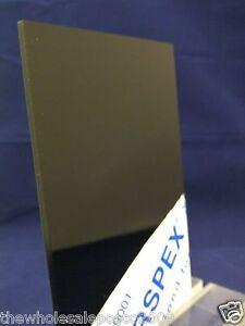 A5 Lastra Acrilica Perspex Trasparente Pannelli di plastica 2mm a 10mm spessore 210mm x 148mm