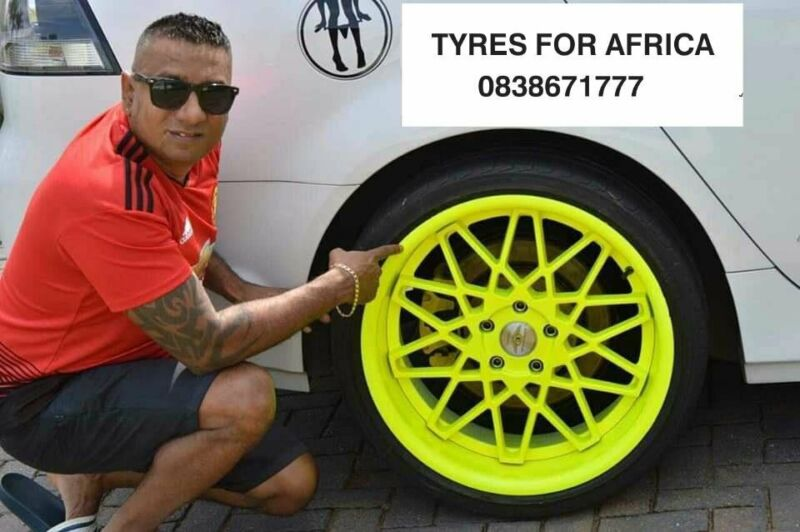 GOOD SECOND HAND TYRES from R299ea also RIM REPAIRS,Branches..957 UMGENI ROAD,PINETOWN,Chatsworth