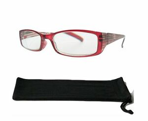 2afef2058318 Image is loading Ladies-Extra-Strong-High-Strength-Magnified-Glasses-High-