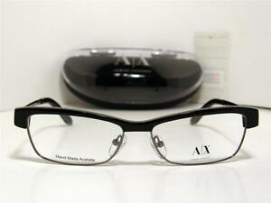 5ad2d43af3d Hot New Authentic Armani Exchange Eyeglasses AX 238 ANS 53mm AE238 ...