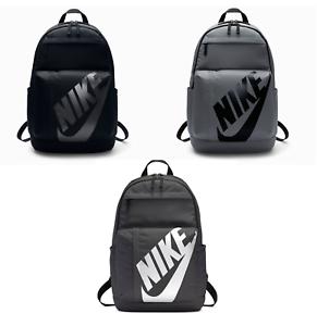 Details zu Nike Element Rucksack Schulrucksack Sport Reisen Wandern Backpack 1008