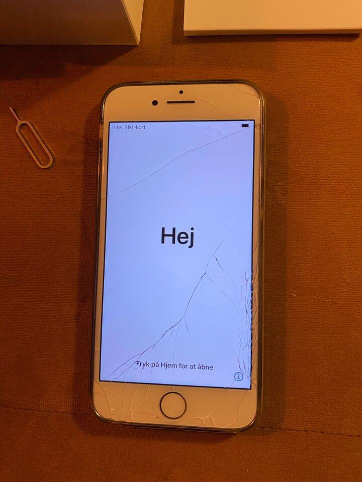 iPhone 8, 256 GB, hvid
