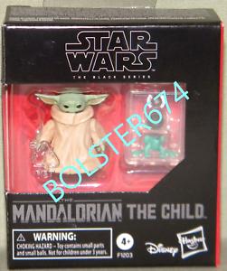 "THE CHILD Black Series 1/"" Figure 6/"" Scale Star Wars The Mandalorian Baby Yoda"
