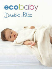 Debbie Bliss EcoBaby Book  11 Designs