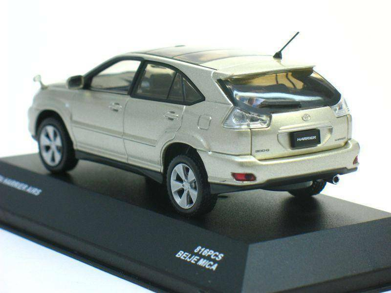Toyota Harrier Airs 2006 - 1 43 - - - J-Collection ba1811