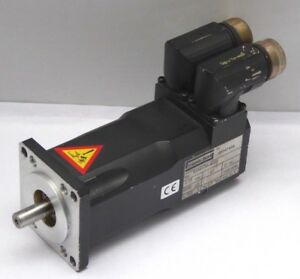 6SM27-M-4000-brushless-servomotor-0-3Nm-4000rpm-SEIDEL-used-with-warranty