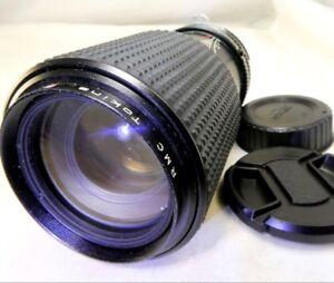 Tokina-RMC-80-200mm-f4-0-Mf-Obiettivo-Focus-Manuale-per-Nikon-AI-S-F-Supporto-Fe