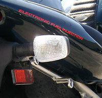 SUZUKI CLEAR INDICATOR LENS PAIR HAYABUSA GSXR600SRAD SV650 TL1000 GSXF GSX1400