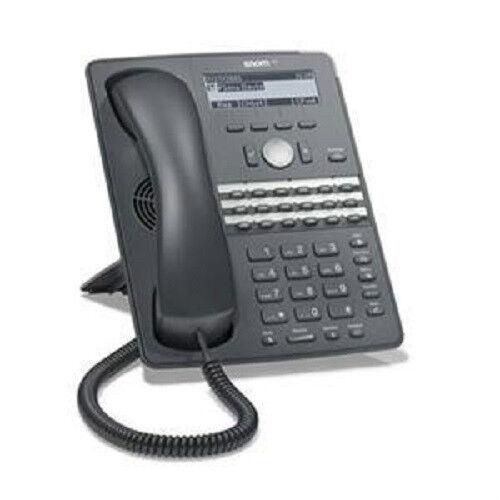 SNOM 720 2794 VoIP IP SIP UC Phone 18 LED 12 Identities Wideband PoE 2 Giga LAN