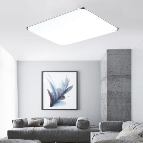 64W Acryl LED Dimmbar Deckenleuchte Schlafzimmer Deckenlampe Arbeitszimmer Küche