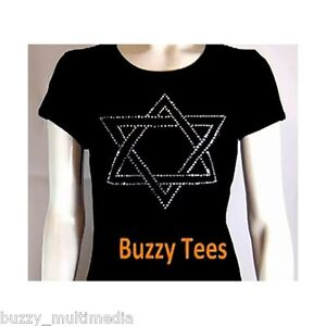 Star-of-David-Shield-of-David-Magen-David-Jewish-Zionism-Judaism-T-Shirt