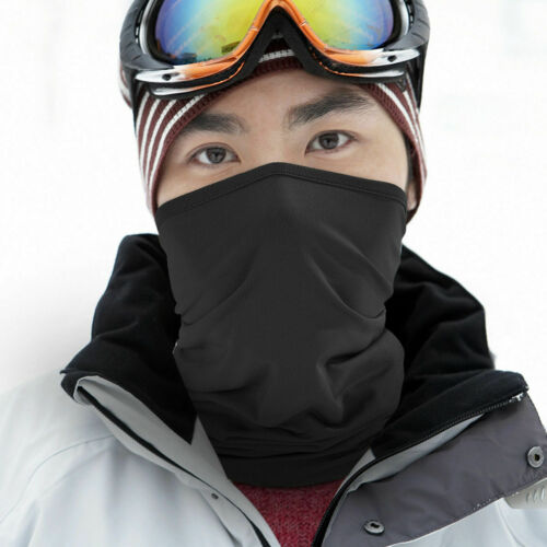 Summer Face Scarf Mask UV Sun Sunscreen Neck Gaiter Bike Fishing Cool Bandana