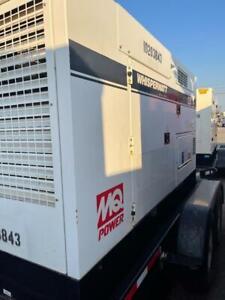 2014 MQ Power Whisperwatt 125 KVA Diesel Generator - Towable -b British Columbia Preview