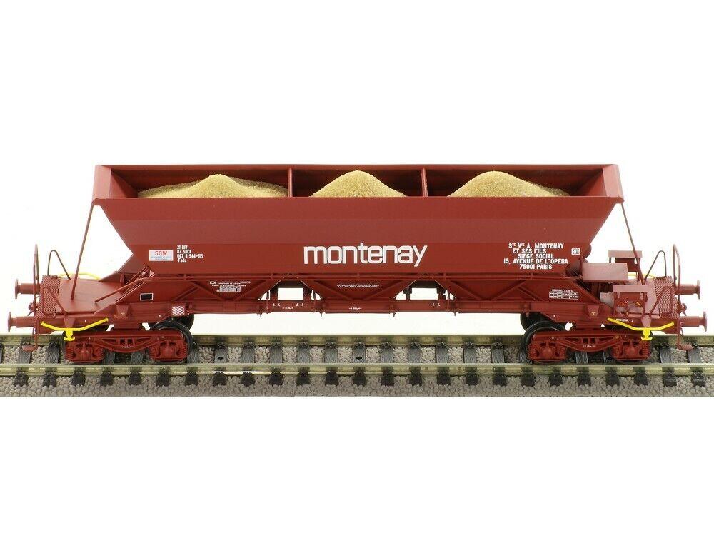 Ree Modeles WB-382 Wagon Tremie Ex SNCF   Montenay