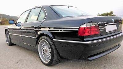 BMW E38 Series 7 ALPINA Style Zierstreifen Seitenstreifen Side stripes FULL  SET | eBay