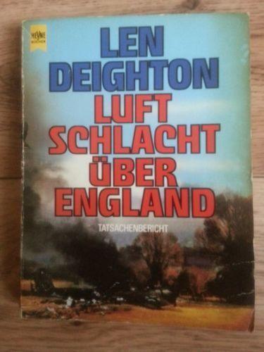 1 von 1 - Len Deighton - Luftschlacht über England - Taschenbuch