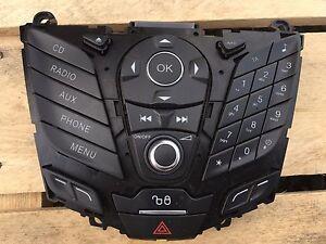 Ford-Fiesta-Mk9-Radio-Buttons-2014