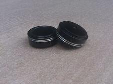 ZM 4pcs (black) Aluminum feet/foot pads for amplifer/dac D:44mm H:17mm with line