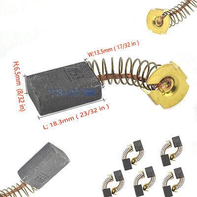 4//8Pcs Carbon Brush Fit For MAKITA CB-440 BHP458 18V BDF452 BHP454 13x10x3mm