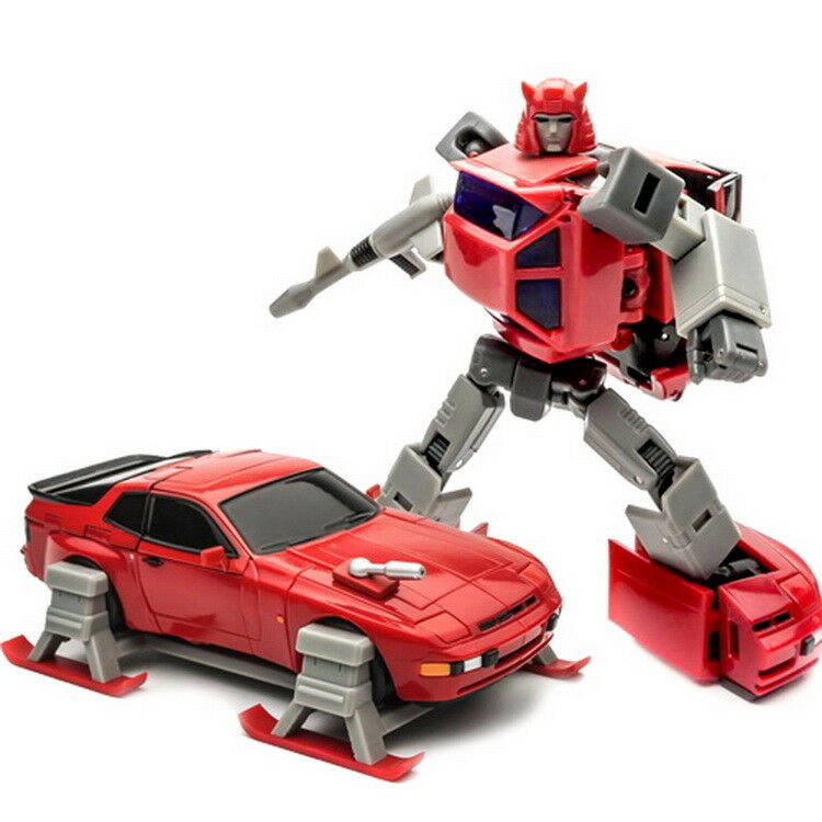 Hot Transformers X-Transbots MM-X Tgold Cliffjumper Toy Action Figure in Stock