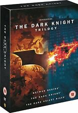Batman: The Dark Knight Trilogy - UK Region 2 DVD Box Set
