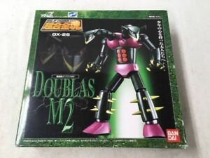 Soul-Of-Chogokin-GX-26-DOUBLAS-M2-Action-Figure-Mazinger-Z-BANDAI-Japan-USED