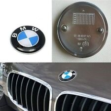 NEW Car Emblem Chrome Front Badge Logo 82mm  Pins For BMW Hood/Trunk